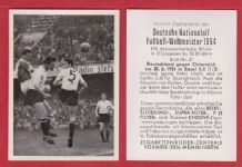 West Germany v Austria Koller Ocwirk Happel (47)
